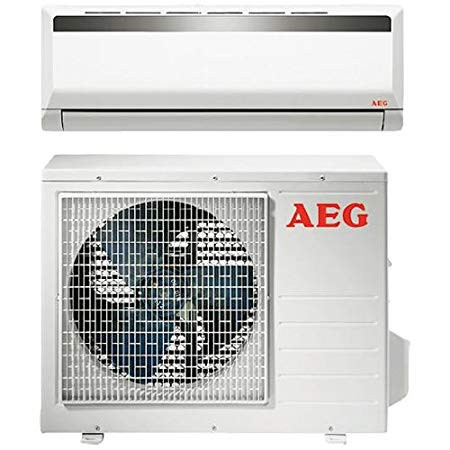 تعمیر کولر گازی آاگ AEG