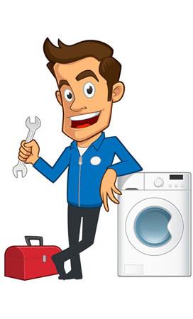 تعمیرات ماشین لباسشویی هایر